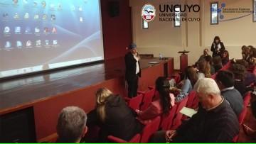 Se realizó un taller de actualización para área de RRHH de la UNCuyo