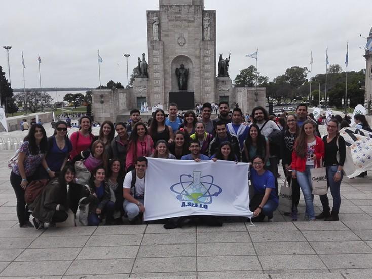 XXI CoNEIQ Rosario 2016