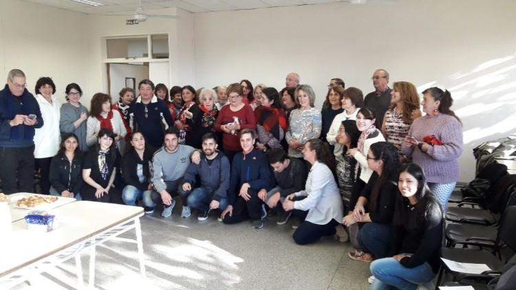 Fin de Curso Voluntariado Encuentro de Generaciones
