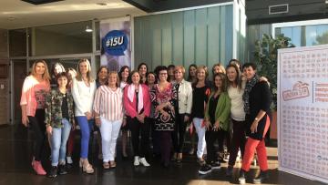 Reflexionaron sobre liderazgo femenino en la Educación Superior