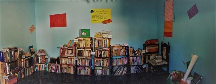 """Colecta de libros para la comunidad de """"El Sosneado"""""""