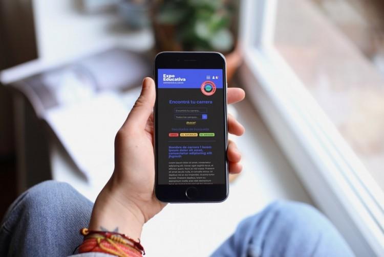 Expo Educativa accesible: puntos de conectividad y sin consumo de datos móviles