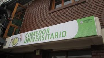 Apertura del Comedor Universitario
