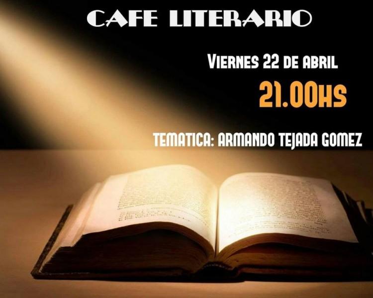 Café Literario FCAI