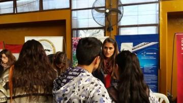 La Facultad de Ciencias Aplicadas a la Industria participó de la Expo Educativa 2017 de San Rafael