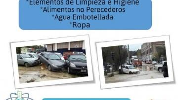 """Campaña Solidaria """"Ayudemos a Comodoro Rivadavia"""""""