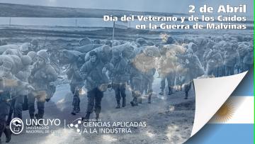 """Se realizará un acto en conmemoración del """"Día del Veterano y de los Caídos en la Guerra de Malvinas"""""""