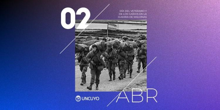 2 de abril: Día del Veterano y de los Caídos en la Guerra de Malvinas