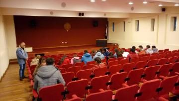 Nos visitó la escuela Nº 4-244 de Real del Padre