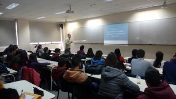 Comenzó \Ser estudiante de la UNCuyo\, el curso  virtual para estudiantes de FCAI