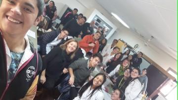 Talleres con escuelas secundarias en la TUEV de General Alvear