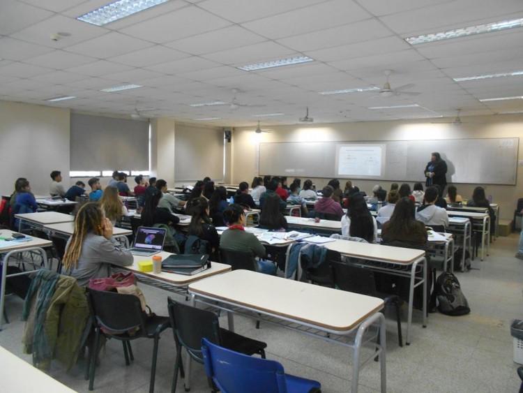 Charla sobre Convocatoria  2017 de «Compromiso Social Universitario»
