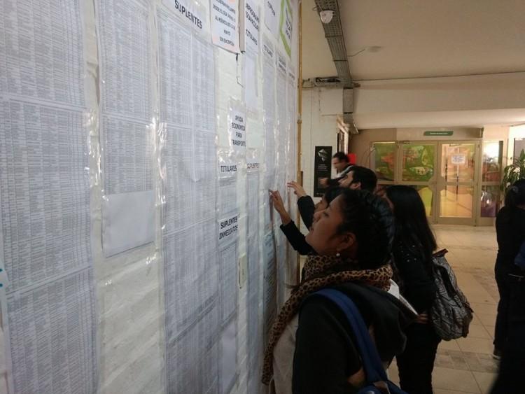 Resultados de la Convocatoria a Becas Ingresantes 2018