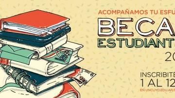 Convocatoria Becas Estudiantes 2019