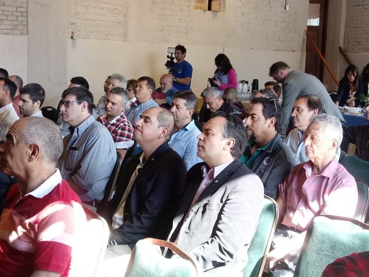 La FCAI participó del  2º Foro Empresarial  de General Alvear