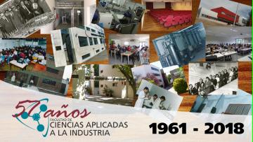 57 Años de la Facultad de Ciencias Aplicadas a la Industria