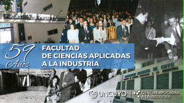 59° Aniversario - Facultad de Ciencias Aplicadas a la Industria