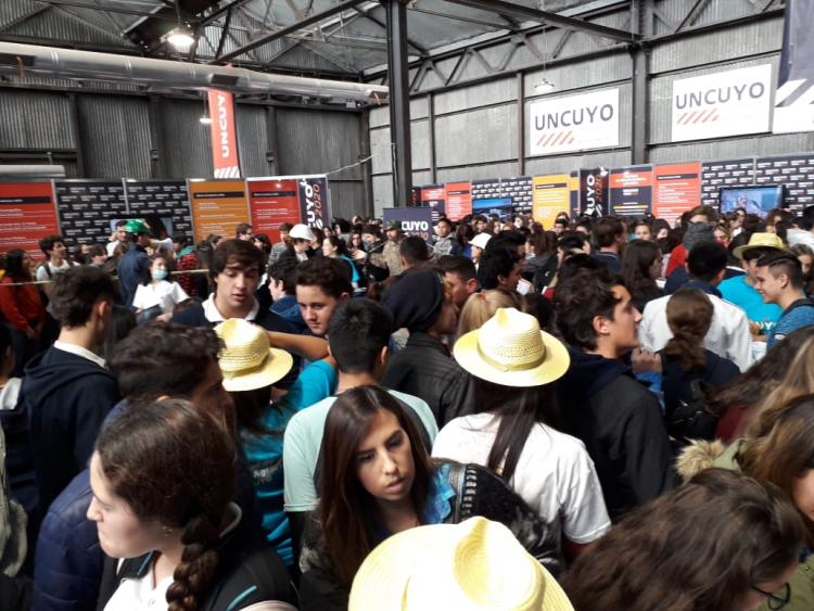 Comenzo la EXPO EDUCATIVA 2019 en la Ciudad de Mendoza