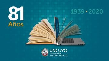 81 años UNCUYO