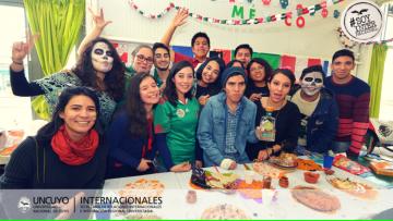 """Alumnos seleccionados para el Programa """"Un mundo de amigos"""""""