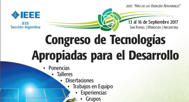 Congreso de Tecnología Apropiadas para el desarrollo
