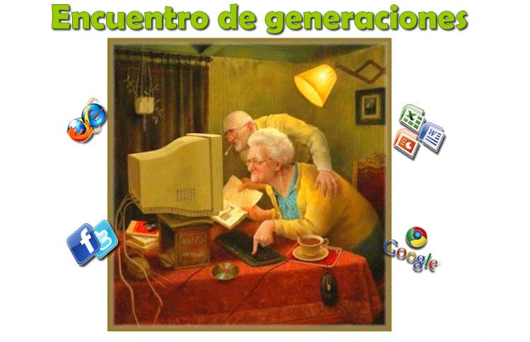 """Nueva convocatoria para participar en la Electiva Nº 125 """"Proyecto Encuentro de Generaciones""""."""