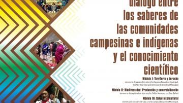 Seminario Diálogo entre los saberes de las comunidades campesinas e indígenas y el conocimiento científico en el sur provincial