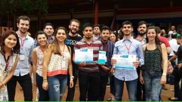 Joven investigador de la FCAI  destacado en una Jornada Internacional
