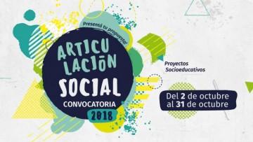 Nueva convocatoria financiará más de $1.000.000 en proyectos socioeducativos