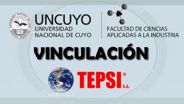 VINCULACIÓN CON LA EMPRESA TEPSI S.A.