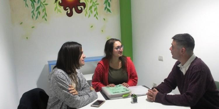 Inauguraron espacio para servicios estudiantiles en San Rafael