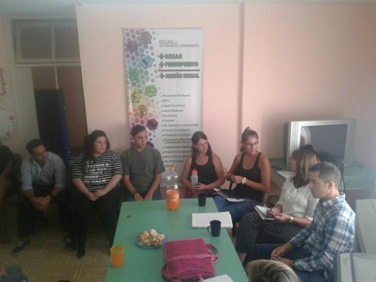 Bienestar presentó en San Rafael las líneas de gestión 2016