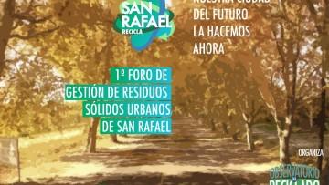 1er Foro de Gestión de Residuos Sólidos Urbanos de San Rafael