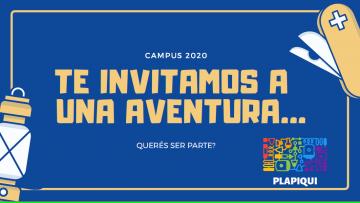 Campus 2020 en PLAPIQUI