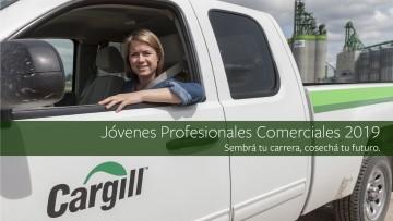 Programa de Jóvenes Profesionales Comerciales 2019 (CARGILL)