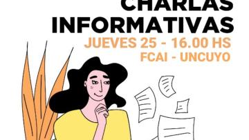 Charla informativa BECAS INGRESANTES 2021