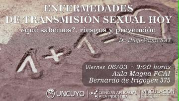 ENFERMEDADES DE TRANSMISIÓN SEXUAL HOY - ¿qué sabemos?, riesgos y prevención