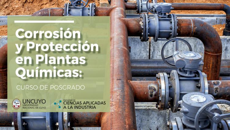 Corrosión y Protección en Plantas Químicas