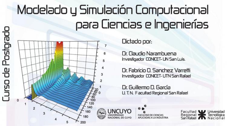Modelado y Simulación Computacional para Ciencias e Ingeniería