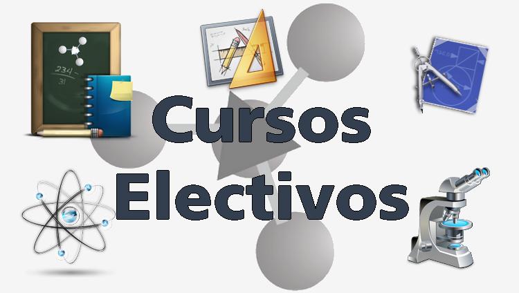 CURSOS ELECTIVOS