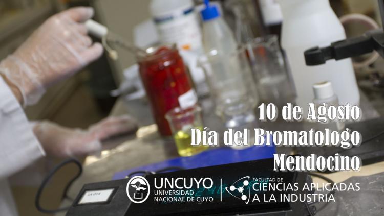 Día del Bromatólogo en Mendoza