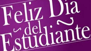 Salutaciones por el Día del Estudiante