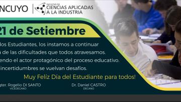 21 de setiembre día del estudiante