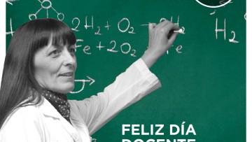 Día del Docente Universitario - 15 de mayo