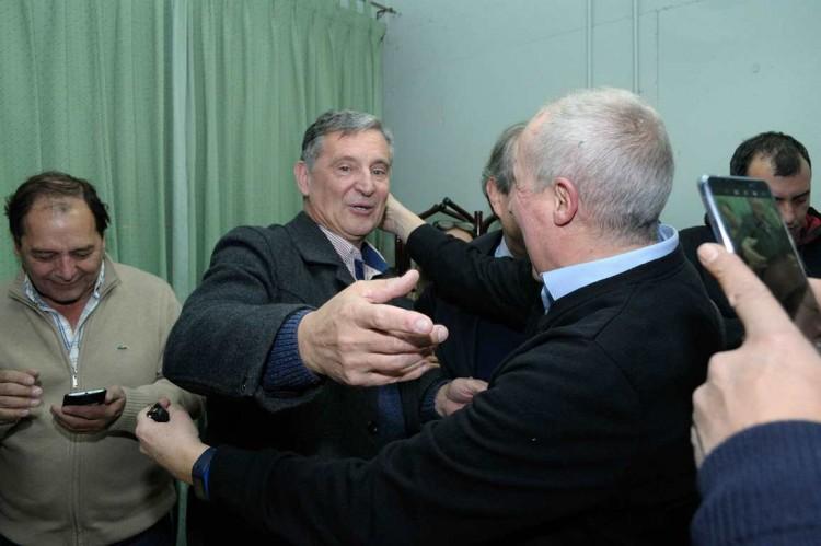 Pizzi y Barón ganaron su reelección