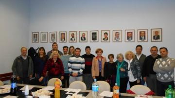 Asumieron los nuevos Consejeros Directivos de los Claustros Egresados, Alumnos y Personal de Apoyo Académico
