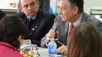 Sesión plenaria del Consejo Superior de la UNCuyo en San Rafael