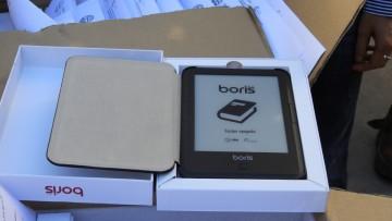 Taller: Uso y aplicación del dispositivo de lectura digital Boris