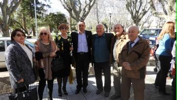 Se inauguró  la Fachada de la Casa Bustelo-Veyretou