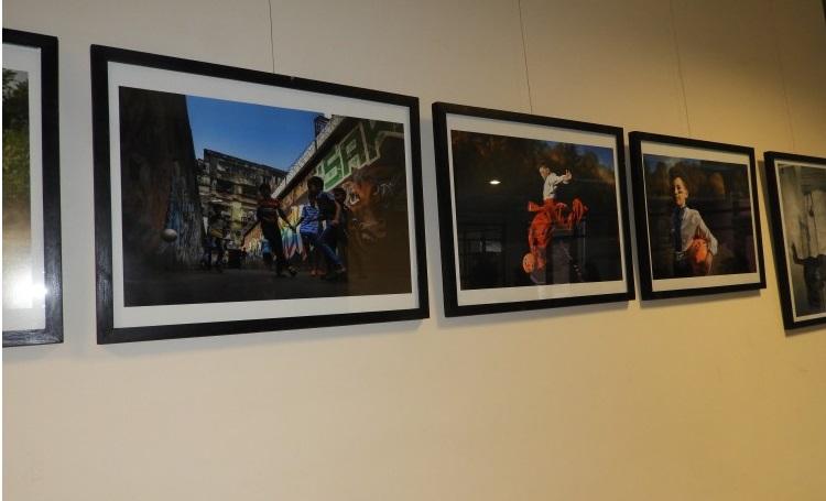 Muestra fotográfica internacional  Objetivo Deporte